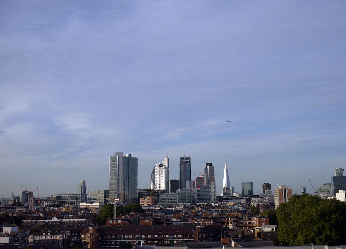 BEST Ldn Views, Hoxton! Double Room