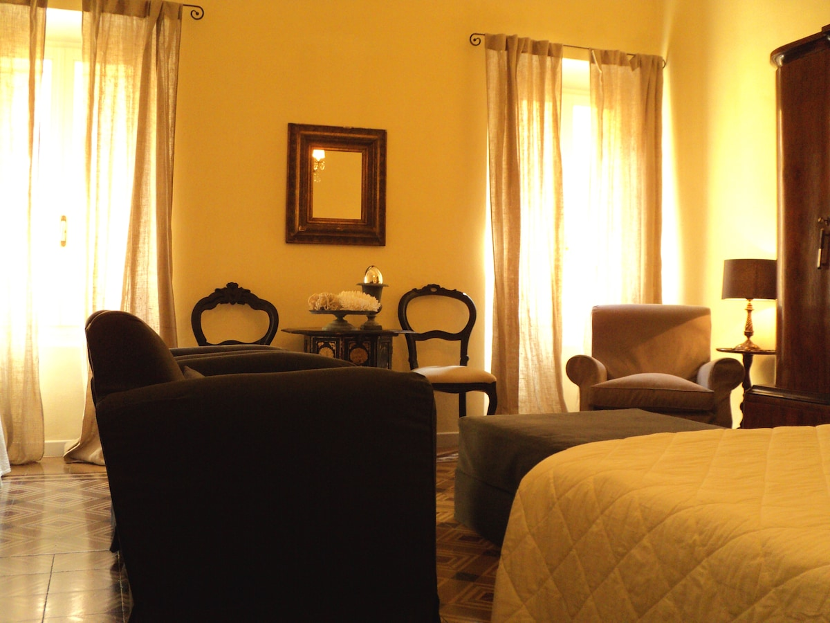 The suite room