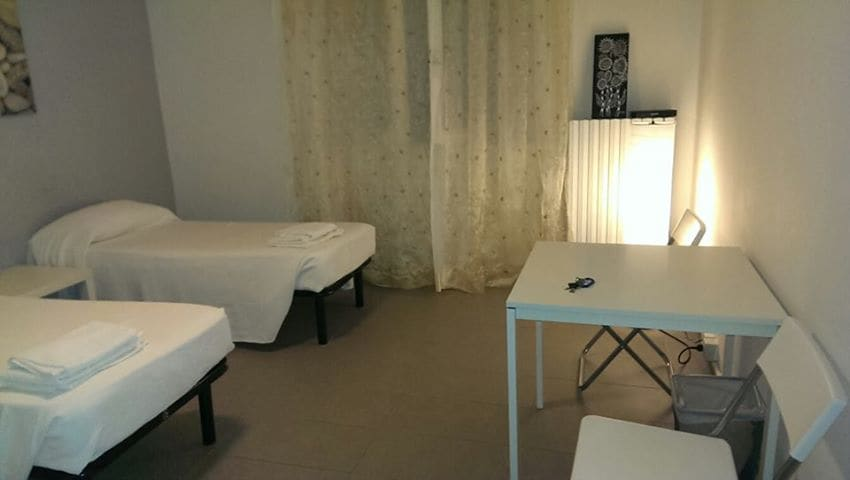 double room close to the sea