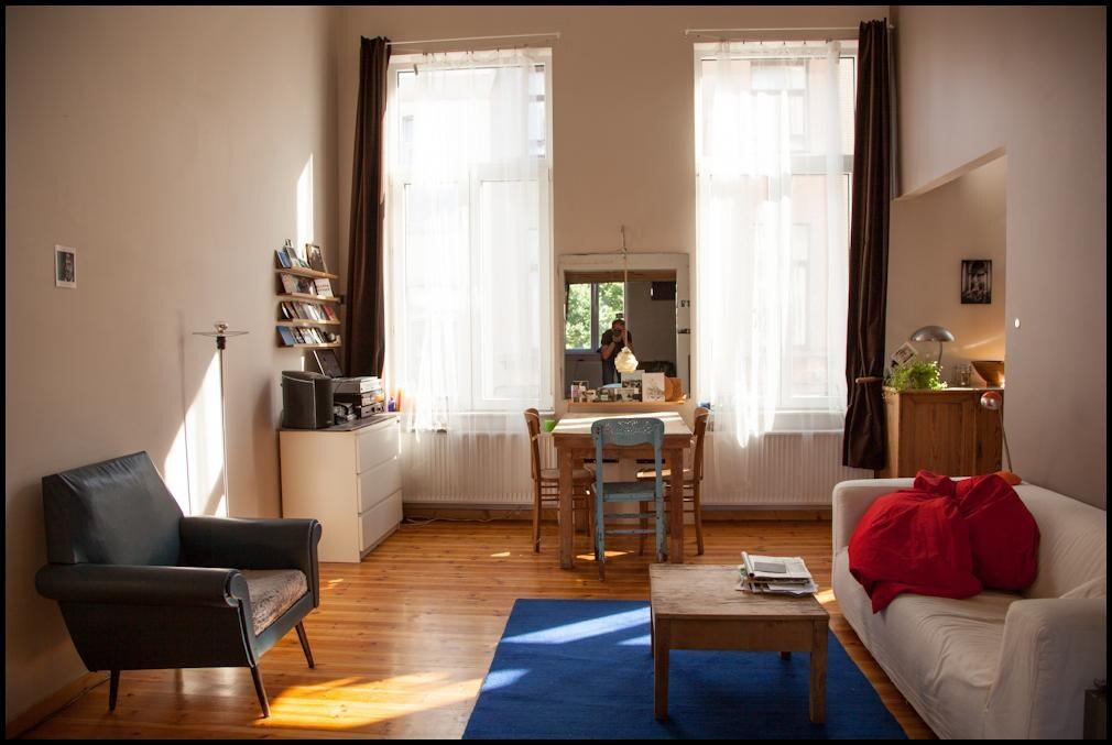 Very nice apartment Saint Gilles