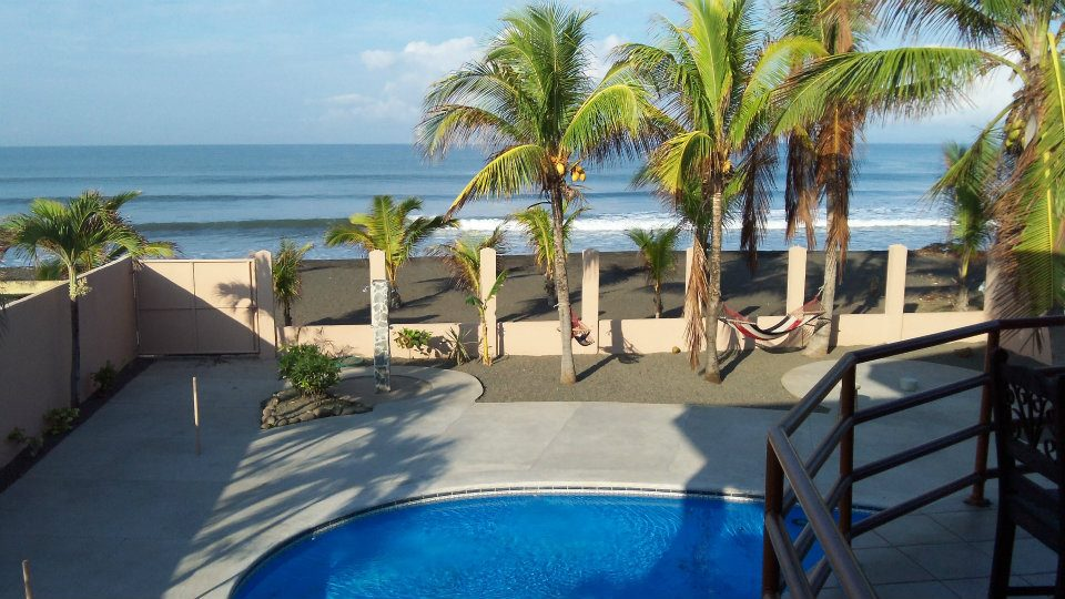 Ocean Front Guest House Costa Rica