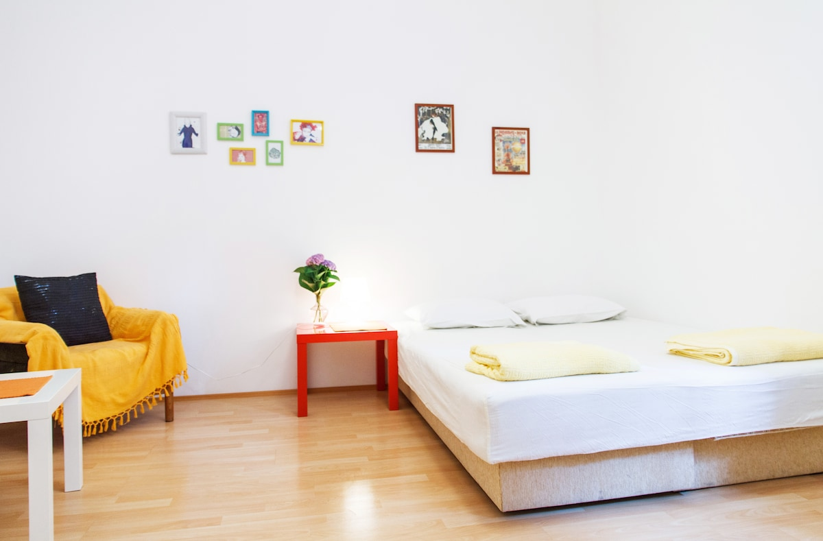 Cozy flat in downtown, Promo May