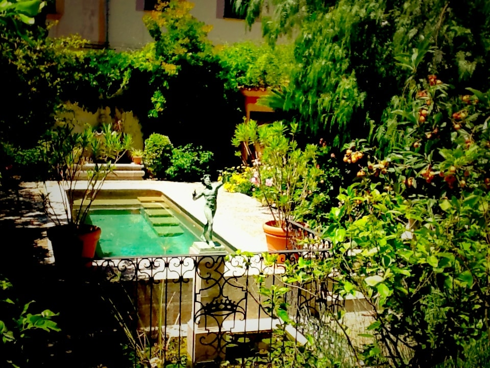 Ensuite, garden & pool in Sóller, 2