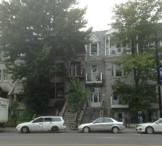 Sherbrooke East Street Historical building
