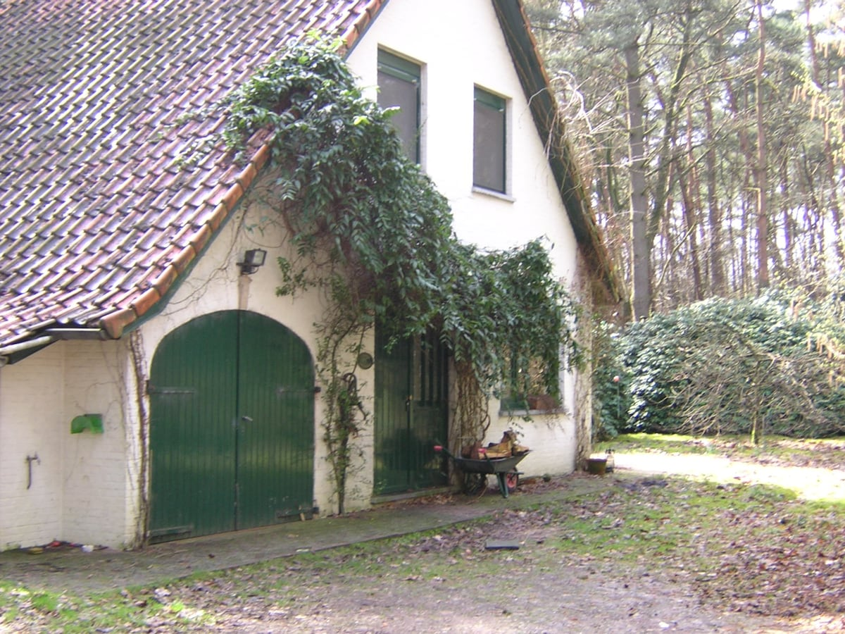 Lovely cottage near Antwerp