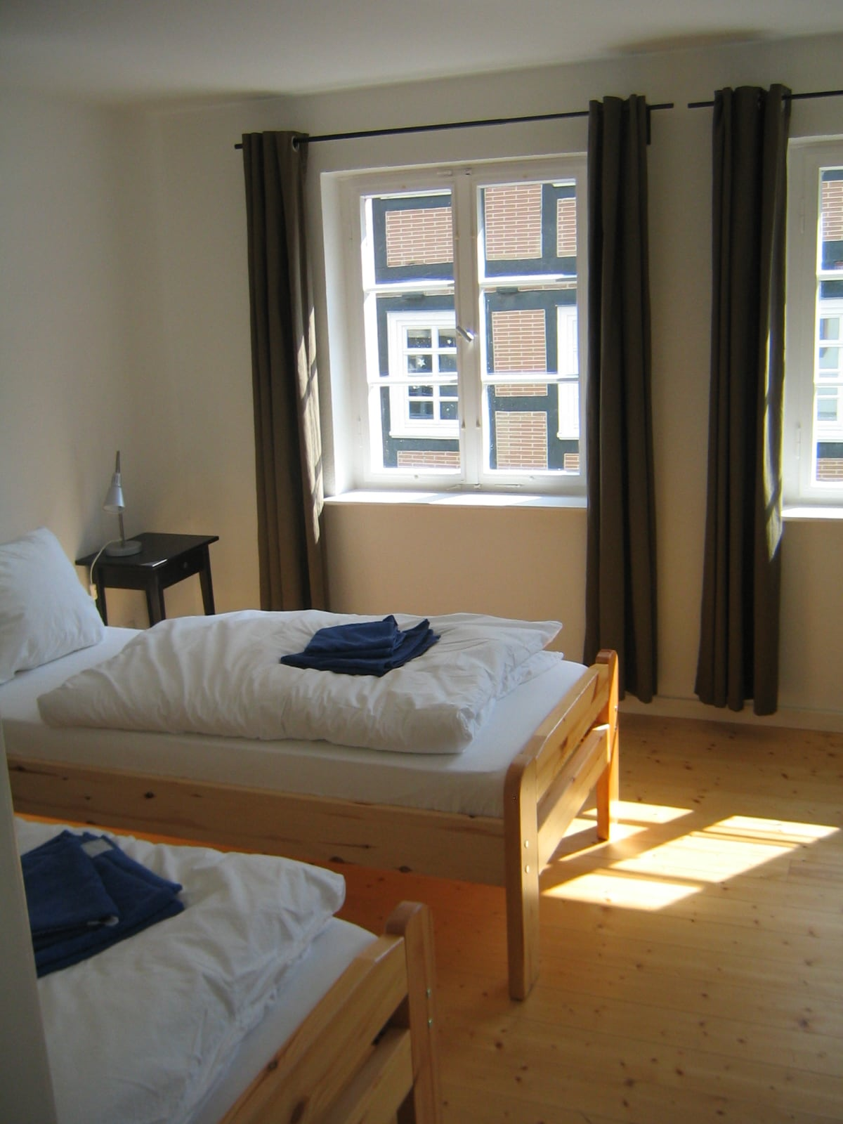 Wohnung in Marburg-Weidenhausen 1OG