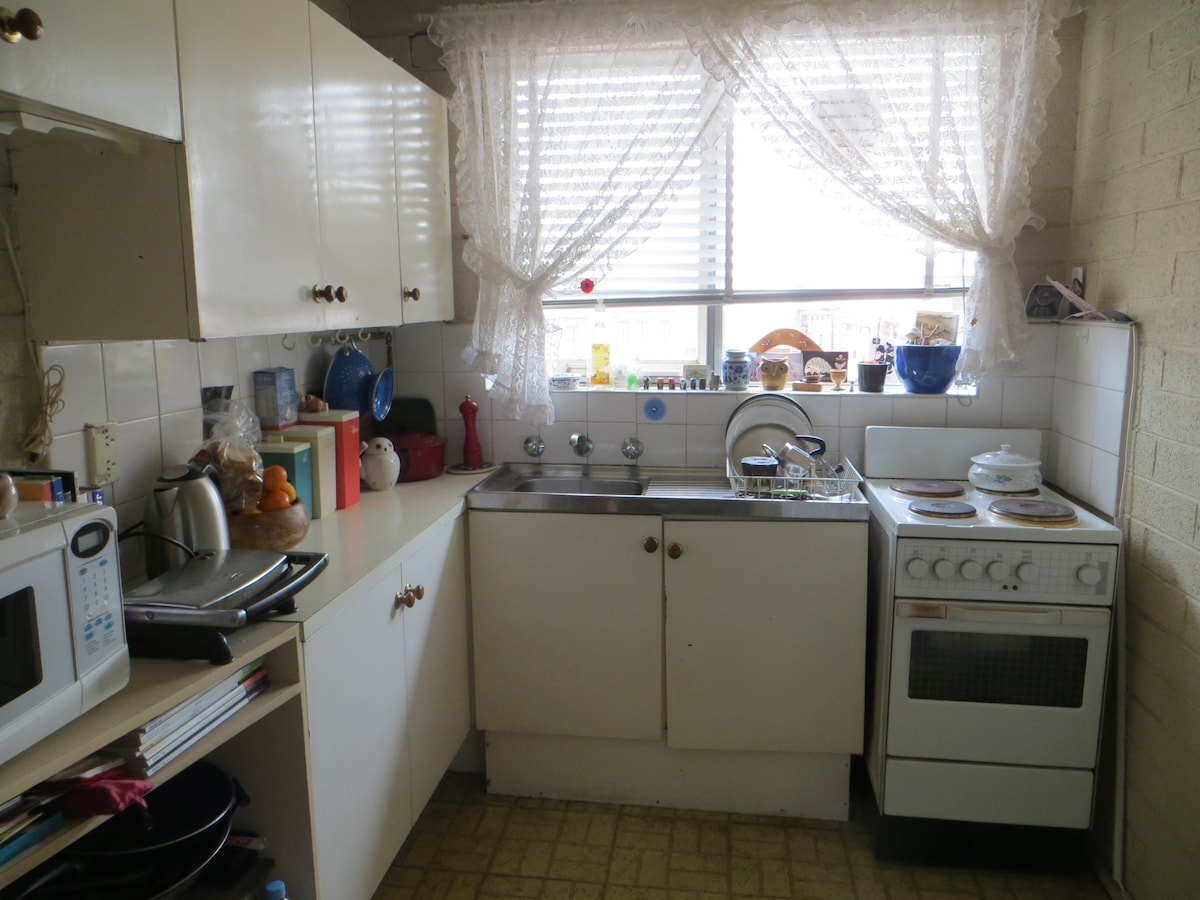 Cosy 1BD in Historical Williamstown