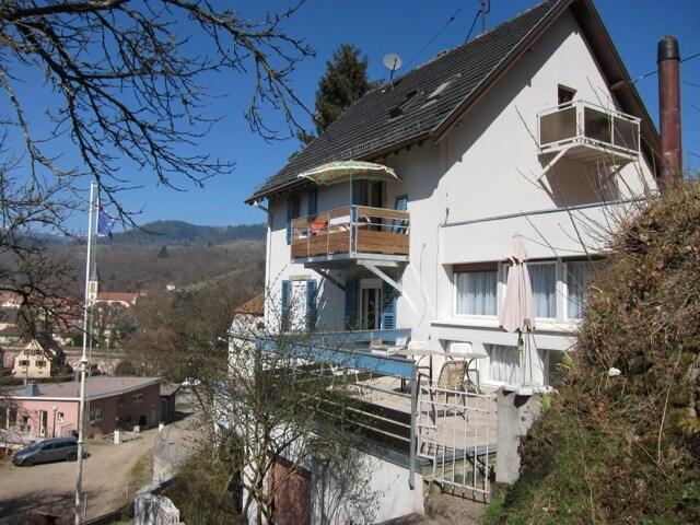 Maison Bellevue - 3 apartments-3 balconies
