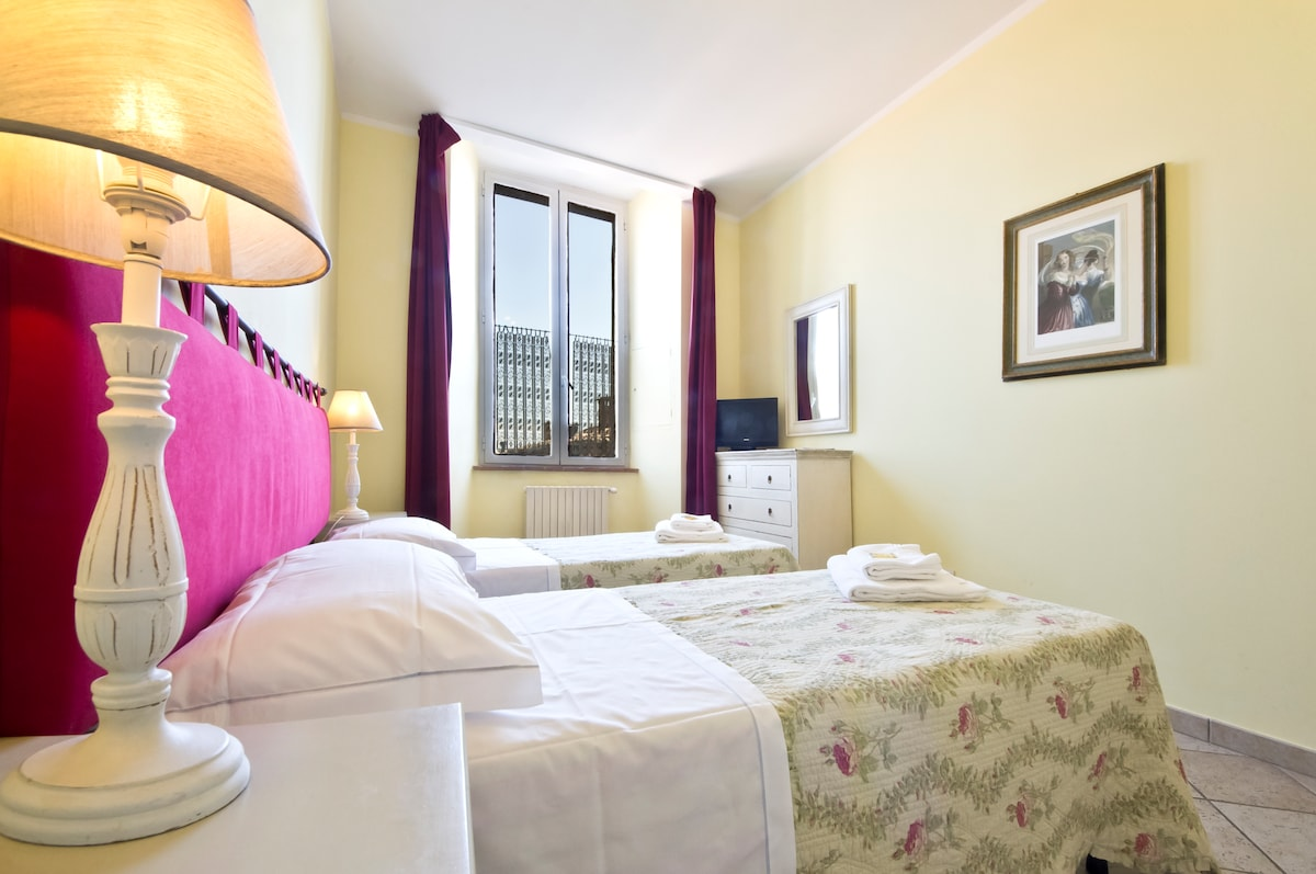 Double room in Siena city center