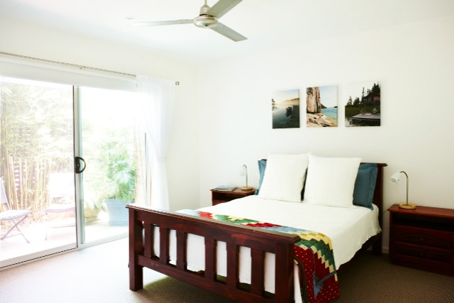 Private accommodation in Woolgoolga