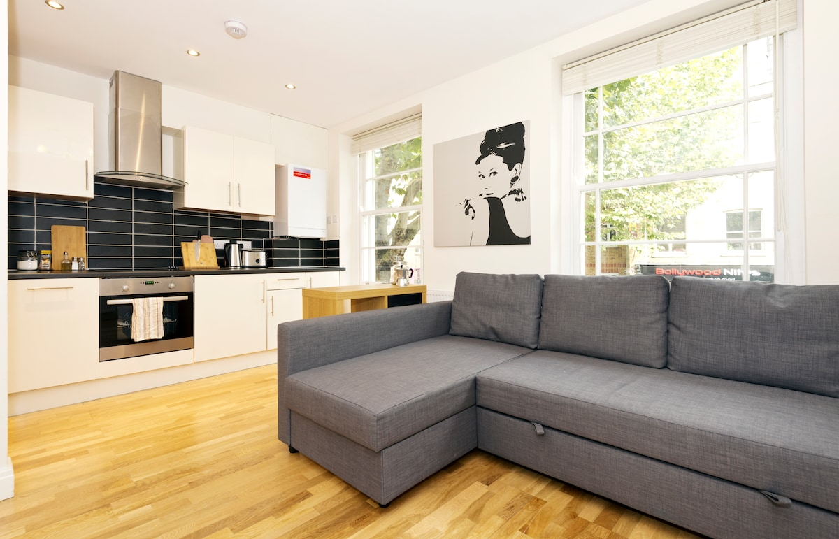 Stylish King's Cross Apartment