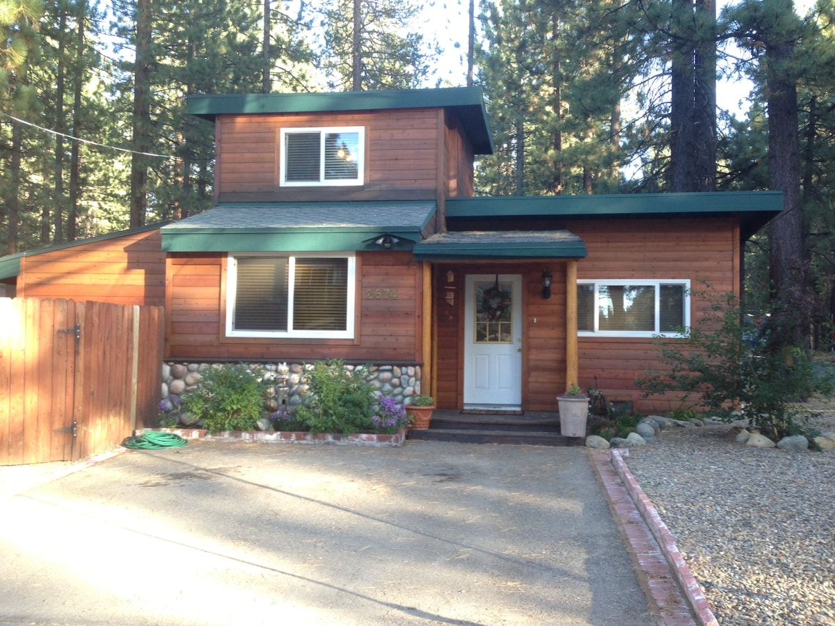 Cozy S. Lake Tahoe Vacation Home