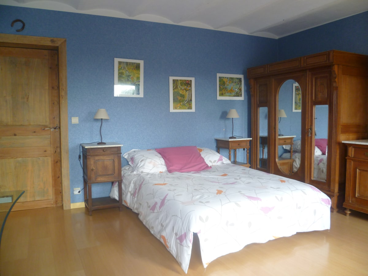 Country side, 2 steps from Nivelles