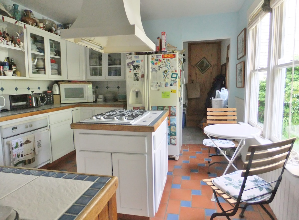 Kitchen  available for any of your cooking needs.