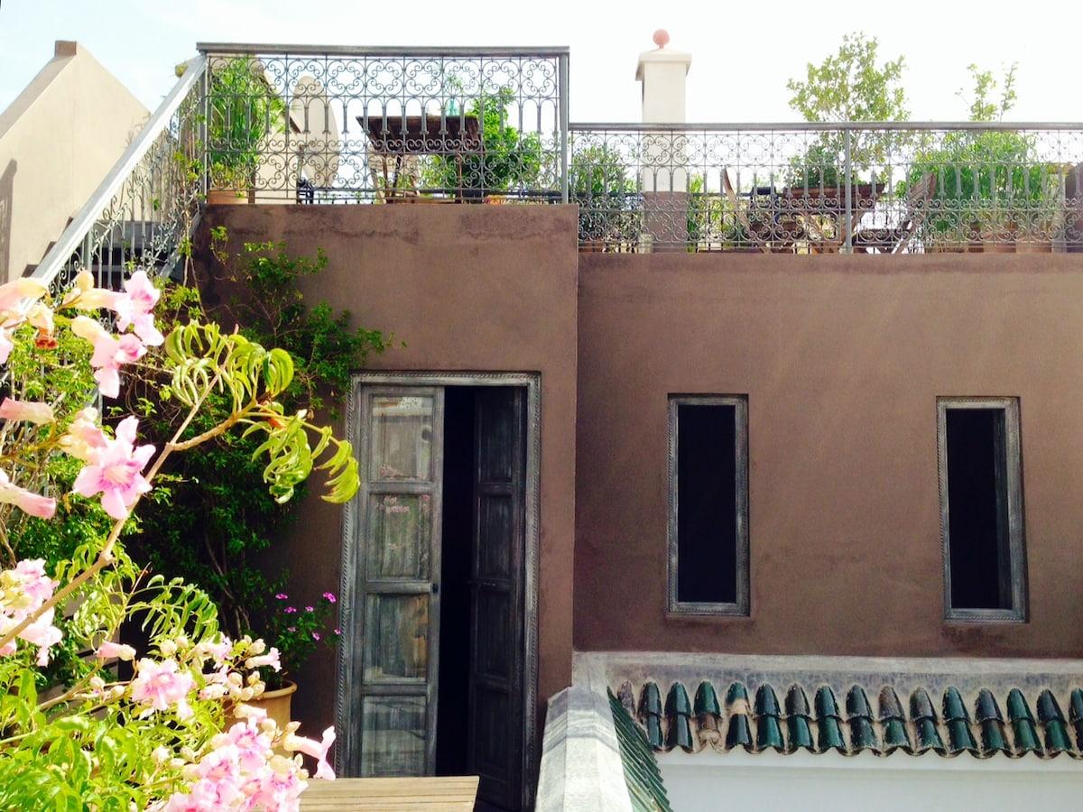Chambre Thania - Riad Dar Thania