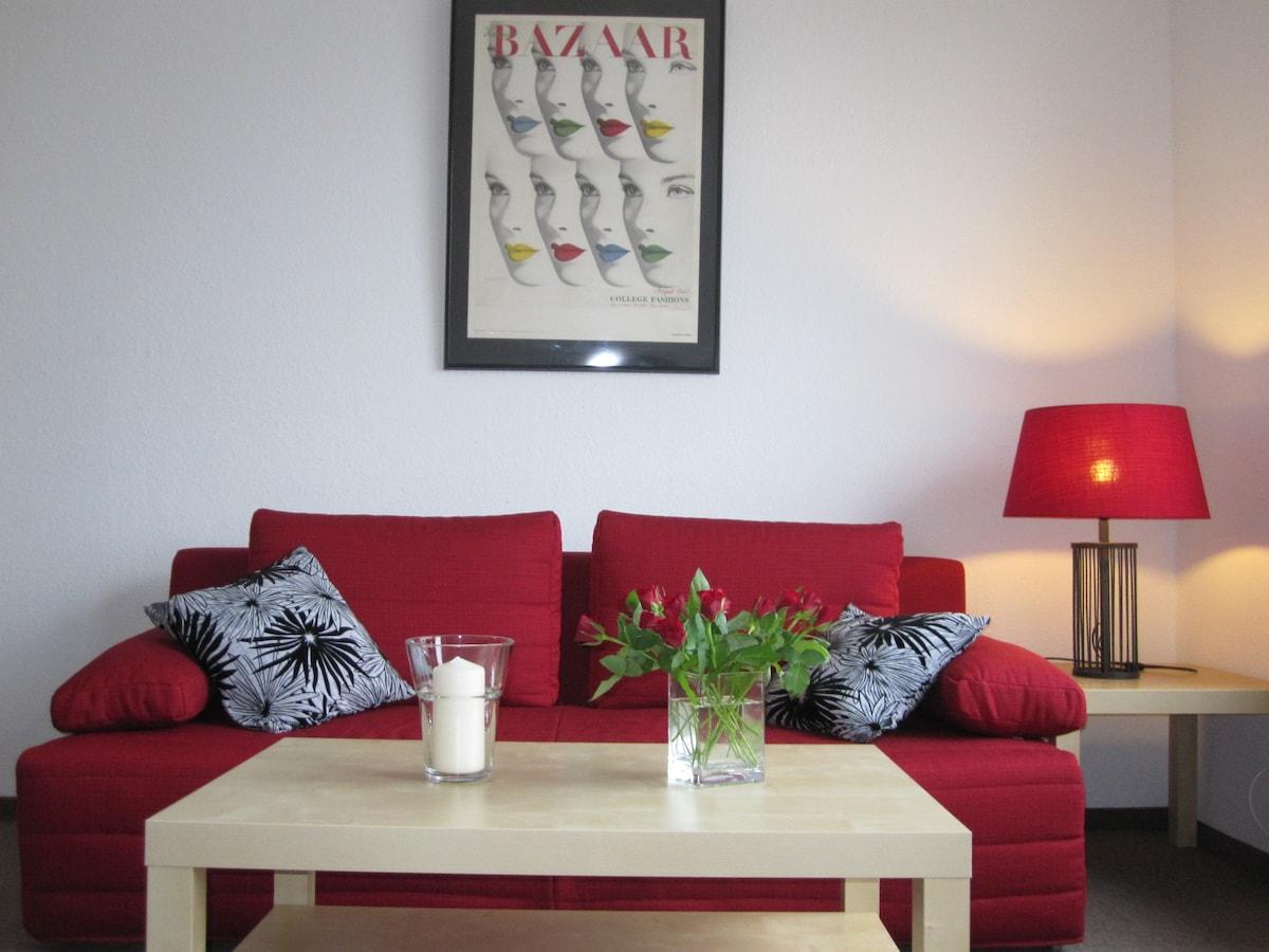 Stylish Apartment am KaDeWe 3
