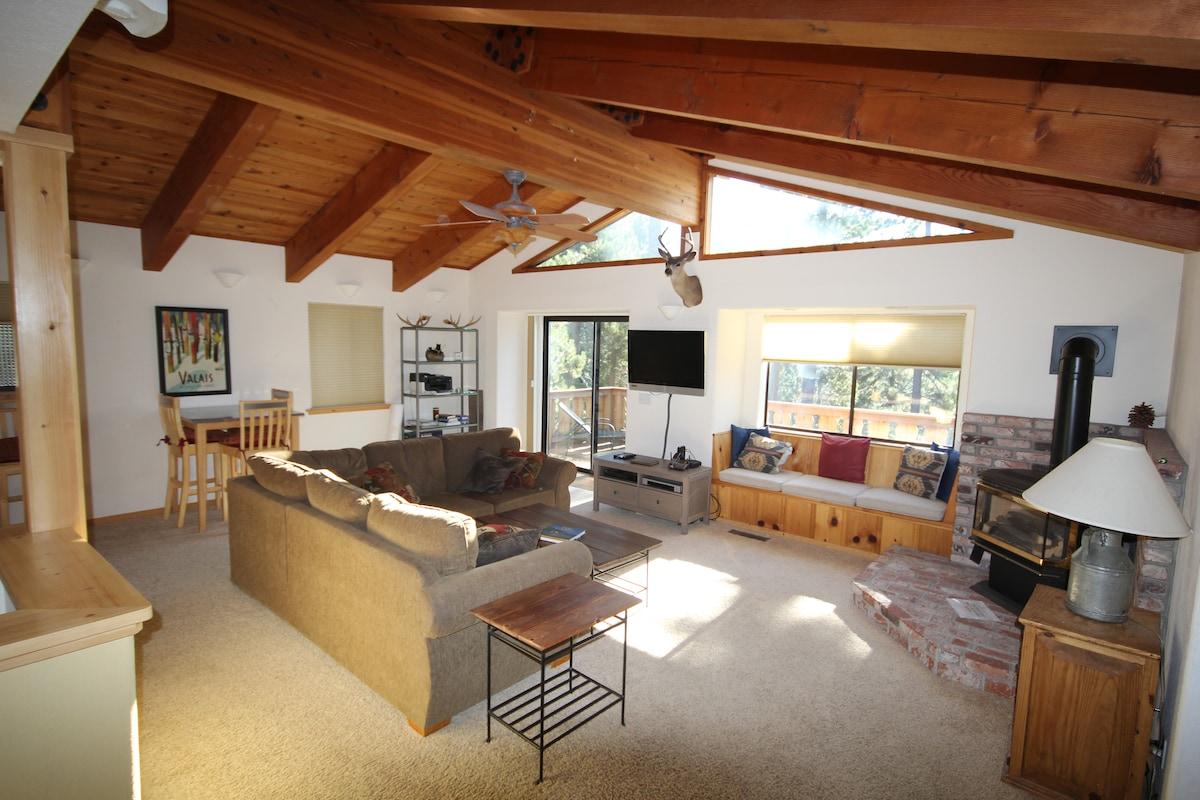 North Tahoe City Cozy Getaway