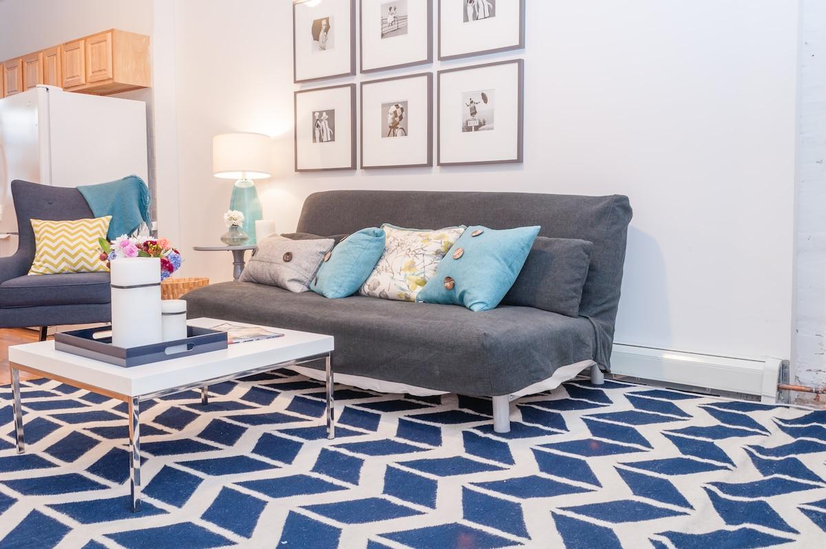 Seaport Designer Full Flr Home