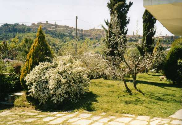 villa with wonderful view