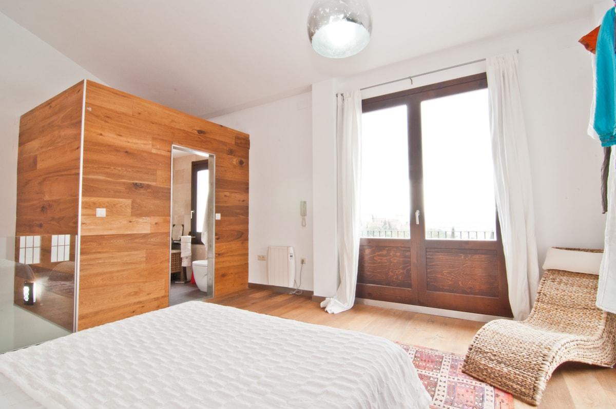 Design loft, Panoramic Views