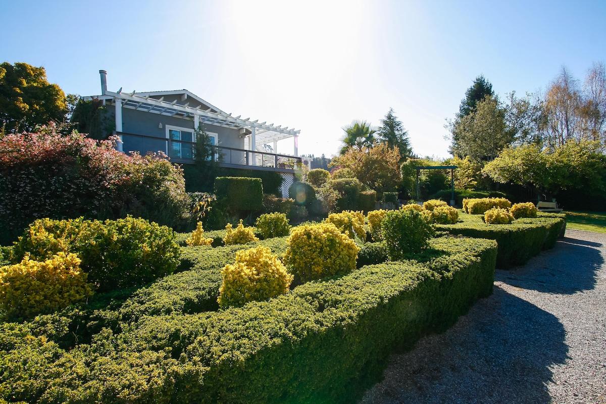 Soquel Estate- Guest Apartment