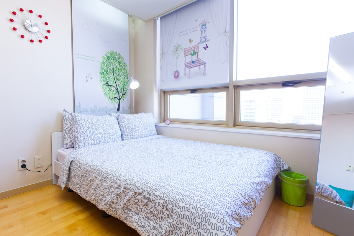 ★Private APT★Comfy Studio @Insadong