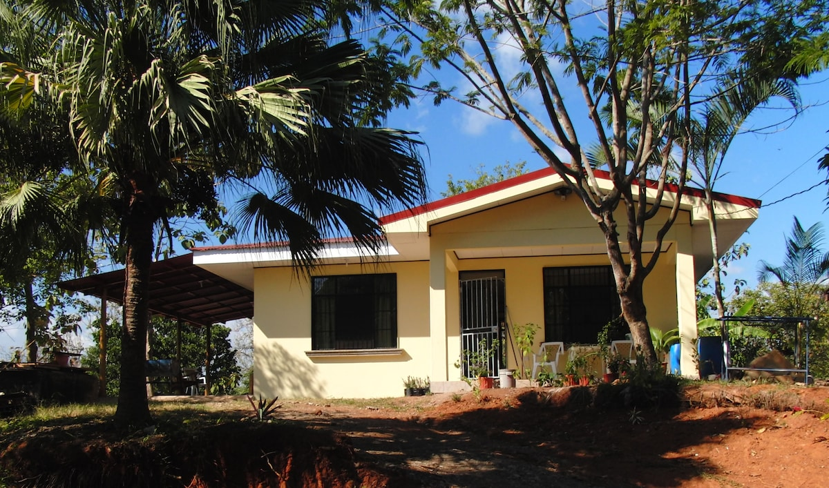 3 bed surf house 20km from Jaco