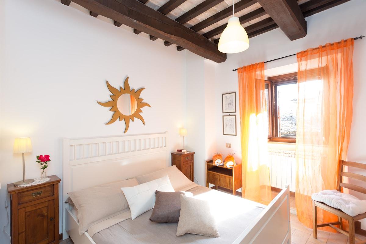 Spello Nunnery Apartment 2