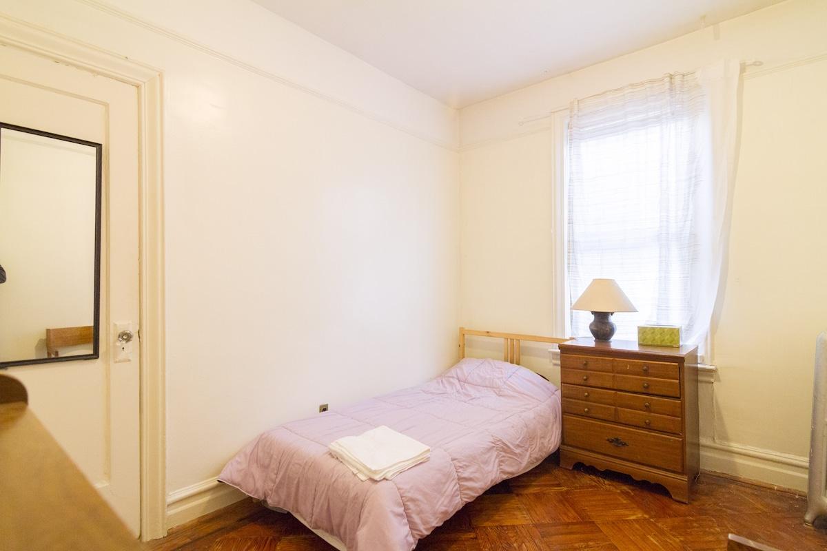 Private, Cozy Bedroom/ Barclay Ctr
