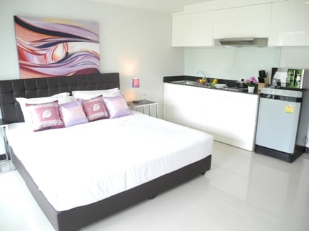 New apartment close Bangtao beach