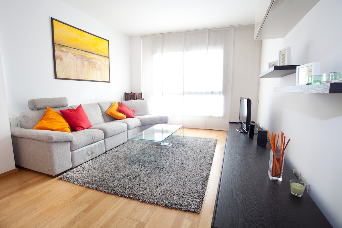 All new apartment - high standing - in a local residential area