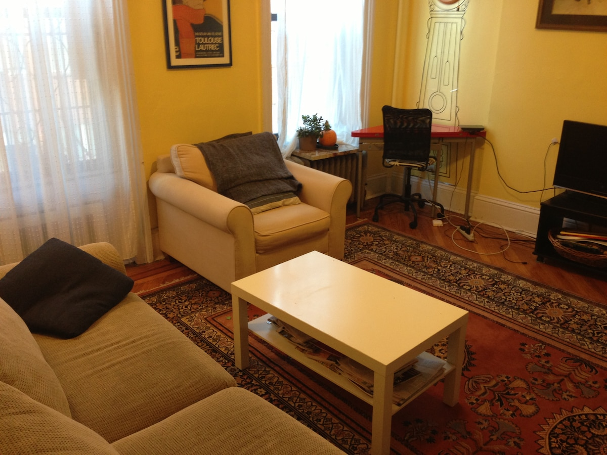 Light-filled 1 BR in Boerum Hill
