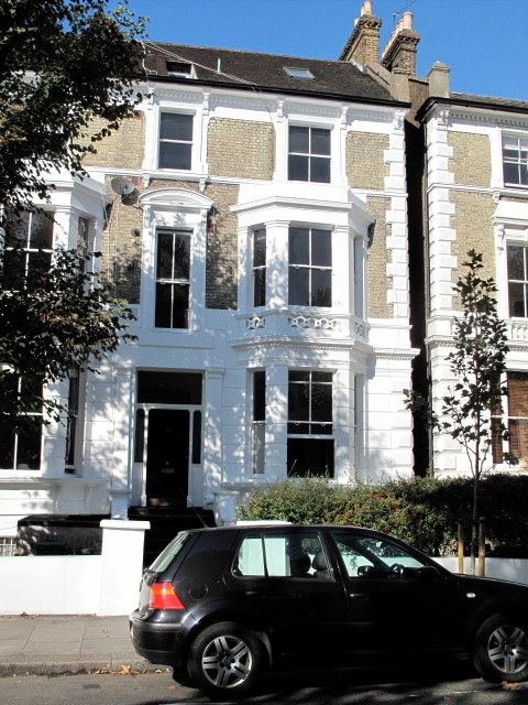 Notting Hill Quiet Single Room