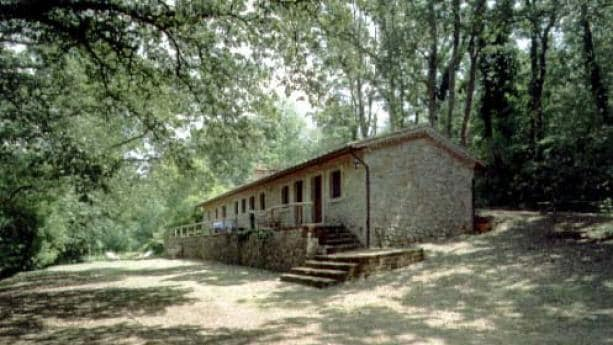 Stone Cottage In The Woods stone cottage in the w...