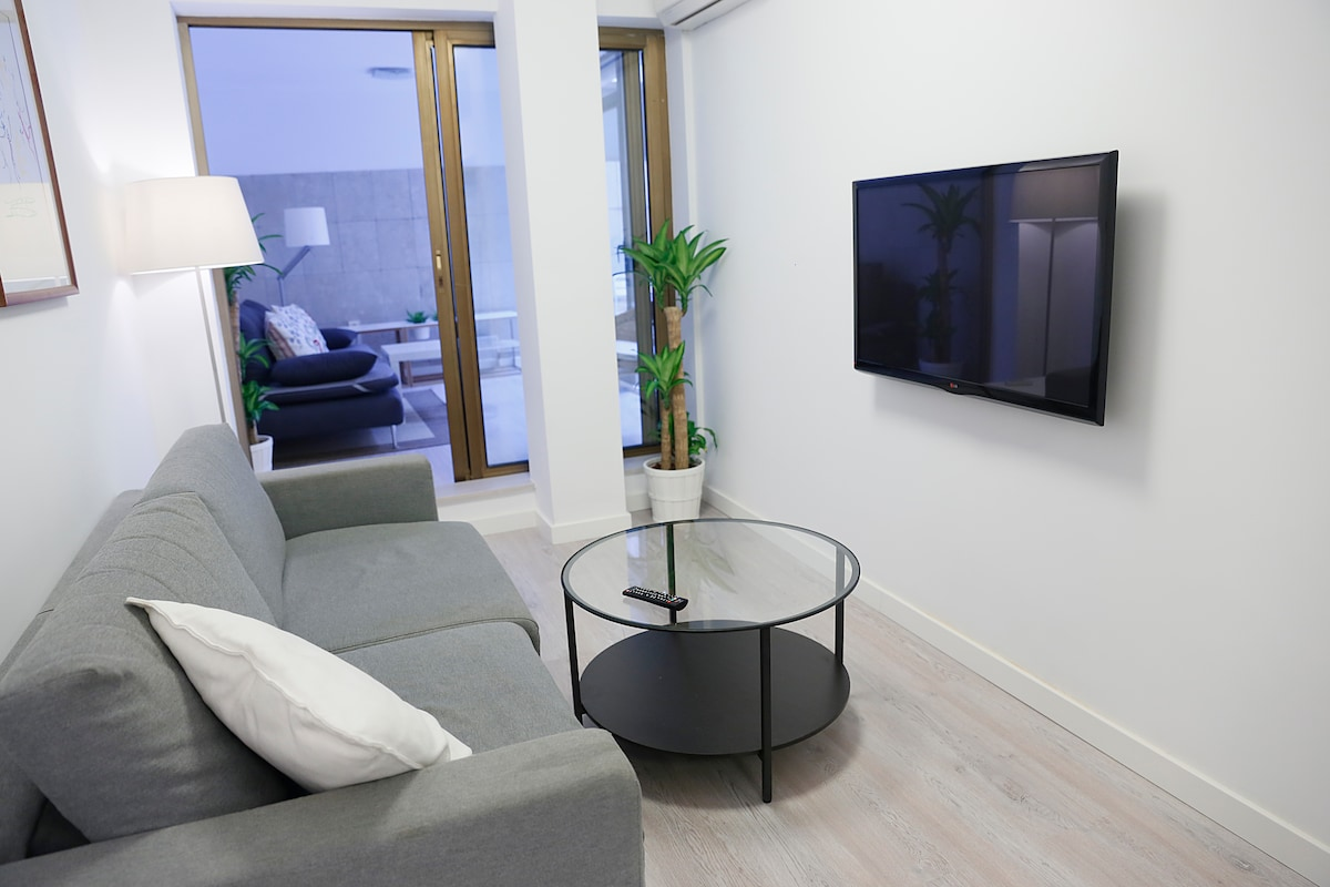 NEW APARTMENT IN DOWNTOWN FREE WIFI