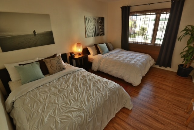 Guest bedroom very comfortable for extra company