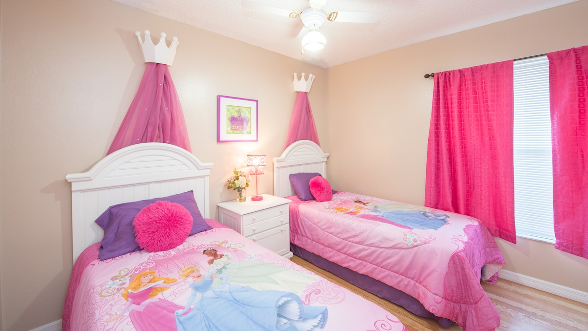 A Room For your Princess