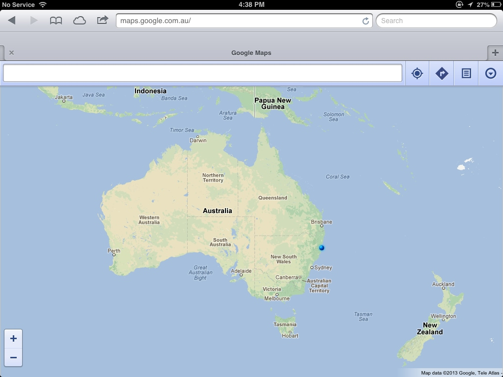 Where is South West Rocks? Half way between Brisbane and Sydney on the East coast of NSW.