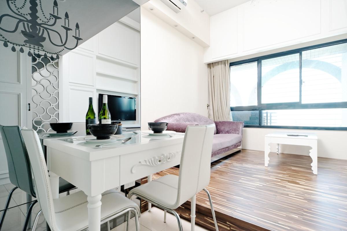 Classic design home above MRT