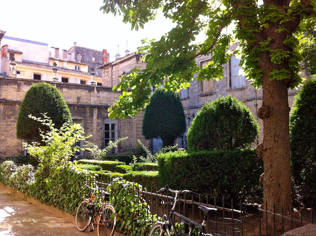 Hôtel particulier XVIIe Montpellier