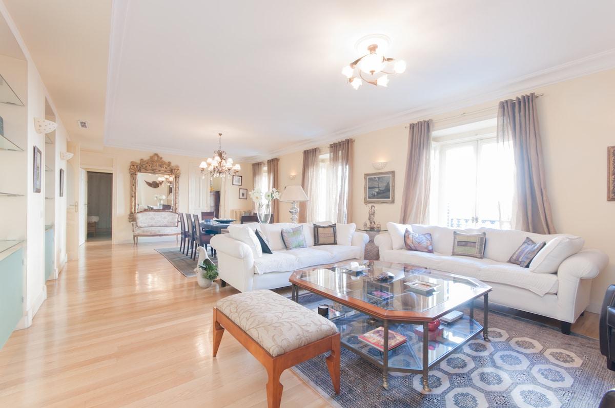 Luxurius flat in Madrid's heart