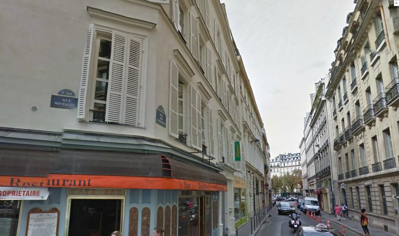 Studio 5 Minutes from Champs Elysee