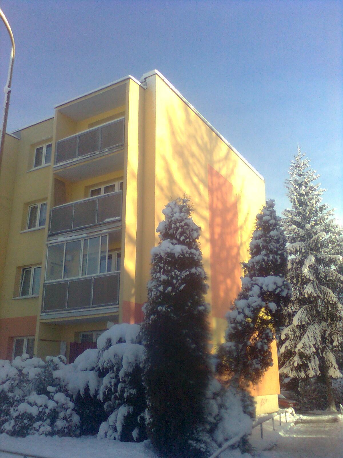 Rekreace na horách apartmán Tanvald
