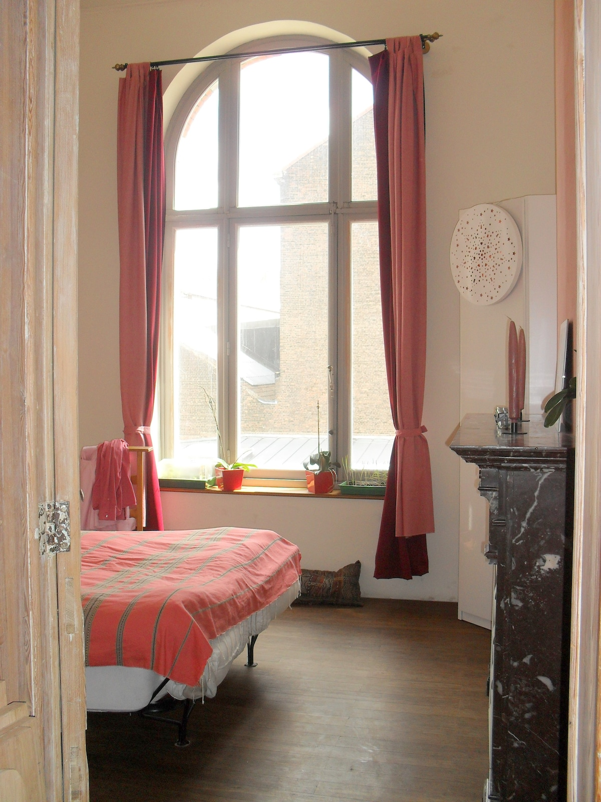 Master Bedroom (1-2 persons)