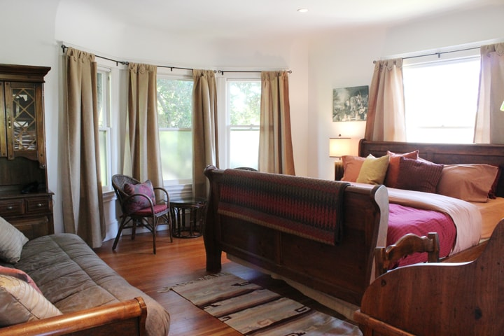 The Wildcat Canyon Room