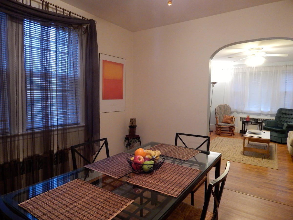 Warm Comfy Private Sunny 2 Bed
