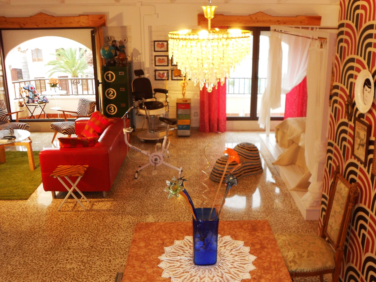 APARTMENT IN SANTA MARGALIDA - WiFi