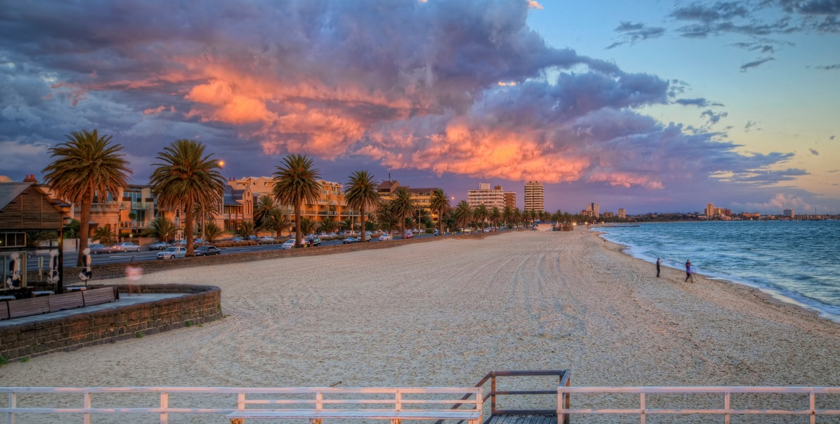 Inner-City, Beachside Melb Getaway!