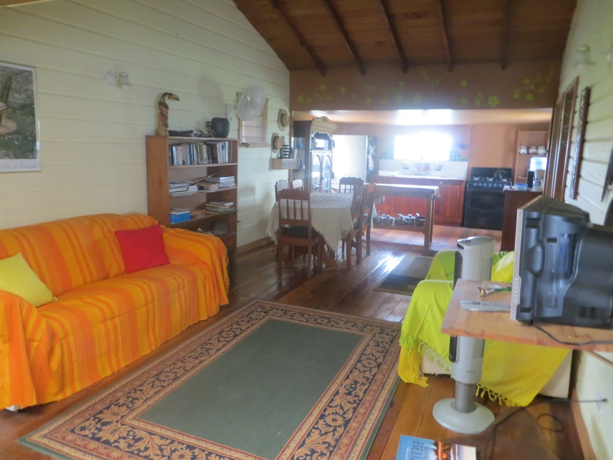 FORESTERS LODGE CABANA #1