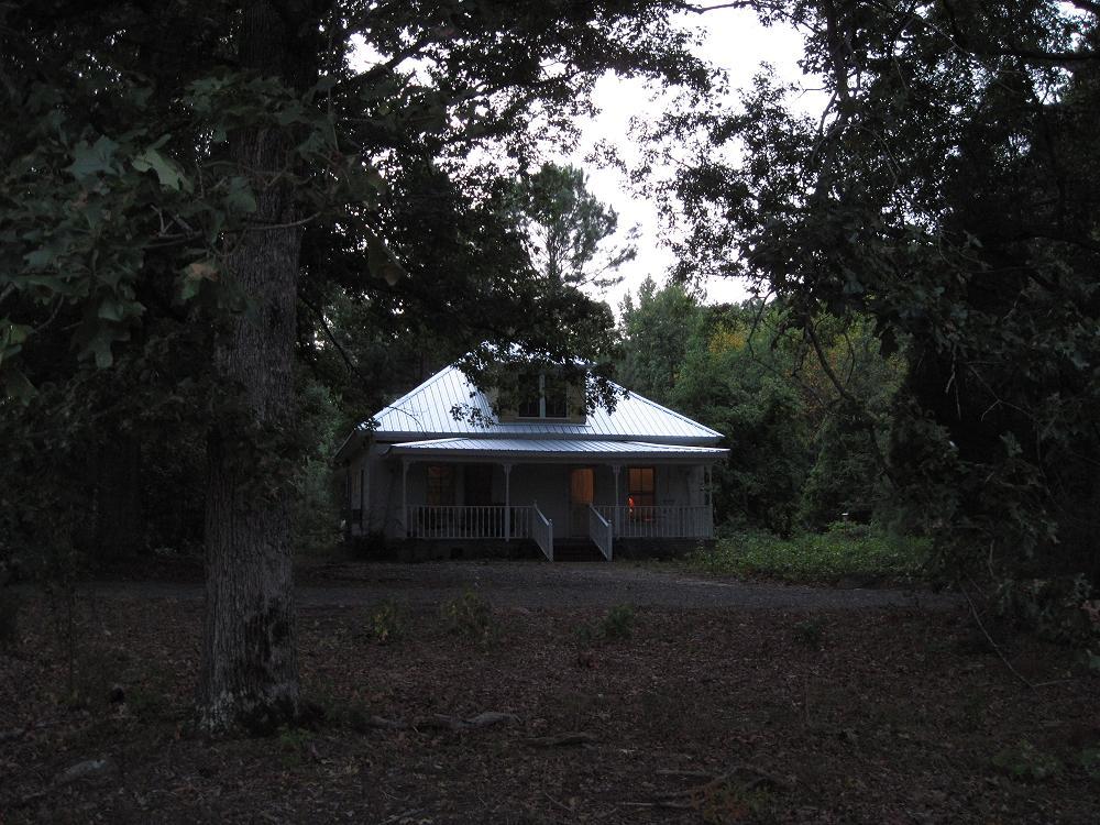1920s farmhouse in Chapel Hill